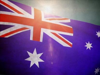 THE AUSTRALIAN FLAG 02