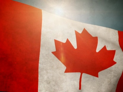 THE CANADIAN FLAG 02