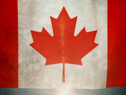 THE CANADIAN FLAG 03
