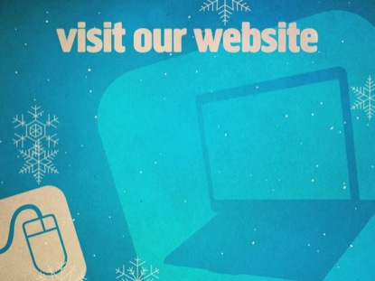VISIT OUR WEBSITE WINTER