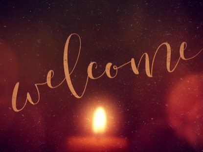 WARM ADVENT GLOW WELCOME