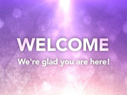 WELCOME VINTAGE LOOP