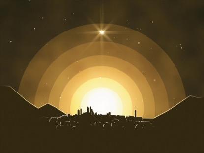 WINTER NIGHT BETHLEHEM