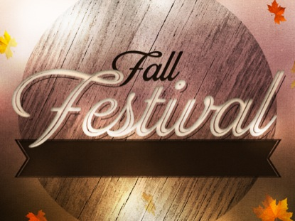 WOODGRAIN FALL FESTIVAL