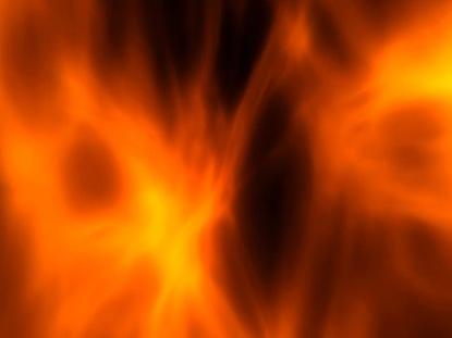NEVER ENDING FIRE