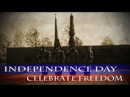 CELEBRATE FREEDOM 4 MOTION