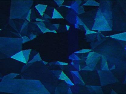 BLUE TUNNEL RETRO