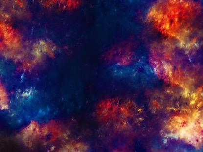 SPACE SCROLL FIREWORKS