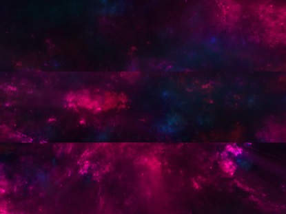 SPACE SCROLL STRAWBERRY HORIZONTAL BAR