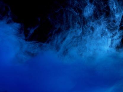 STILL BLUE PLUME