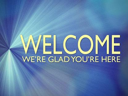 BOKEH SHINE WELCOME