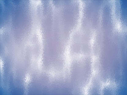 FROSTED GLASS BLUE