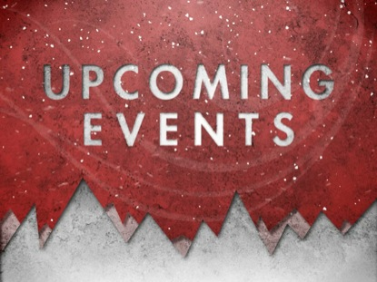 CHRISTMAS SNOW UPCOMING EVENTS