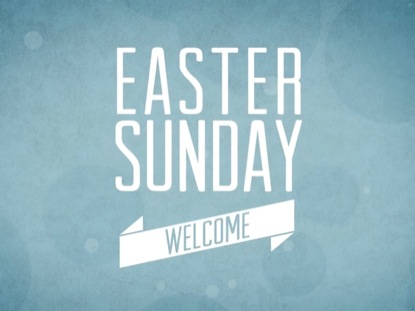 Easter Sunday Welcome | Evan Schneider Productions ...