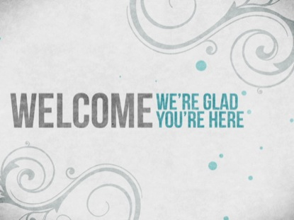 FRESH START WELCOME