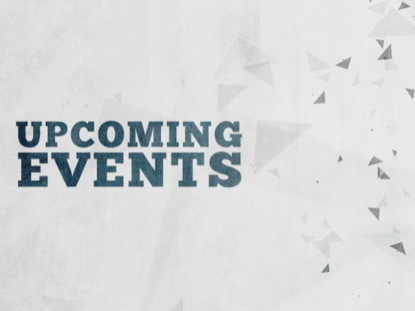 PAPER TRIANGLES UPCOMING EVENTS