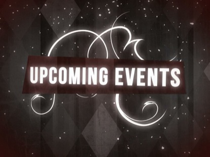 RETRO ARGYLE UPCOMING EVENTS