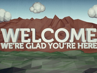 LOW POLY WELCOME