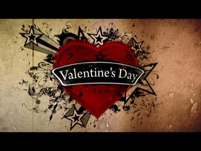 VALENTINES DAY GRUNGE LOOP