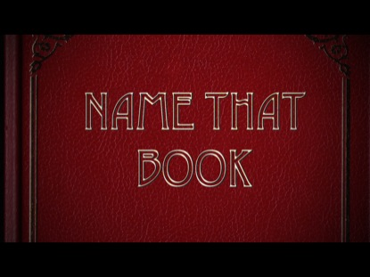 NAME THAT BOOK TRIVIA