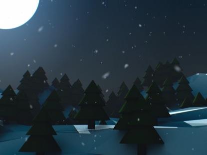 SNOWFALL TOO