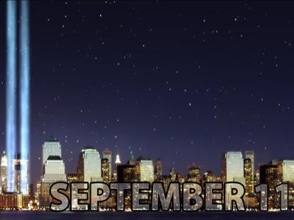 CITY SCAPE SEPTEMBER 11