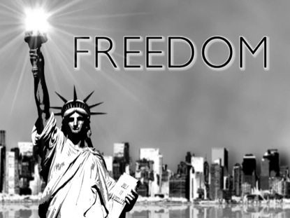FREEDOM INDEPENDENCE DAY TITLE MOTION