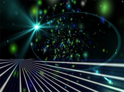 GREEN PARTICLE FUSION
