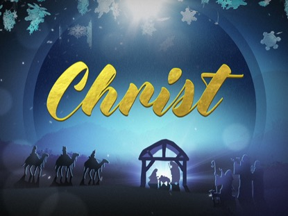 Christmas Christ Loop Vol 4 | Hyper Pixels Media | Preaching Today Media