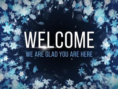 CHRISTMAS WONDERLAND WELCOME LOOP