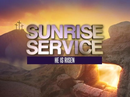 EASTER SUNRISE SERVICE LOOP VOL2