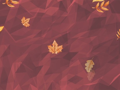 FALL RED BACKGROUND LOOP VOL 3