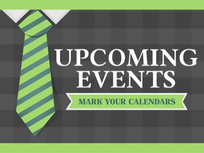 FATHER'S DAY UPCOMING EVENTS LOOP