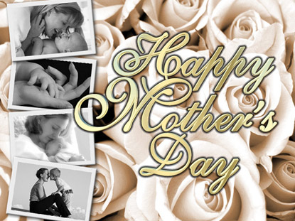 HAPPY MOTHER'S DAY - MOTION BACKGROUND