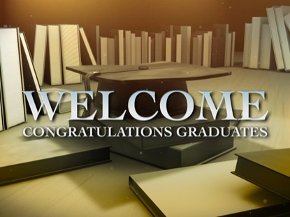 HONOR OUR GRADUATES WELCOME LOOP