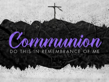 LENT COMMUNION LOOP
