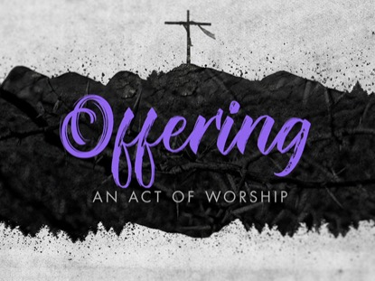 LENT OFFERING LOOP