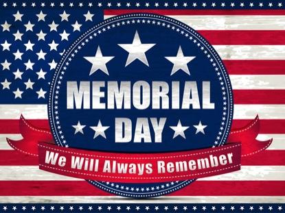 MEMORIAL DAY TITLE LOOP