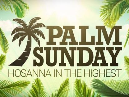 PALM SUNDAY TITLE LOOP