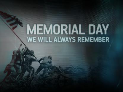 SOLDIERS MEMORIAL DAY LOOP