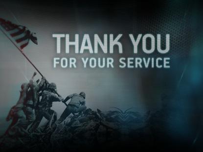 SOLDIERS THANK YOU LOOP