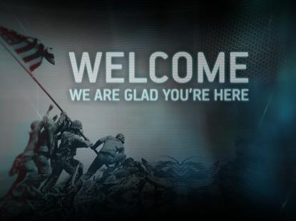 SOLDIERS WELCOME LOOP