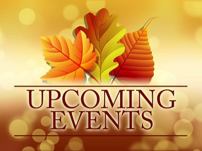THANKSGIVING UPCOMING EVENTS LOOP