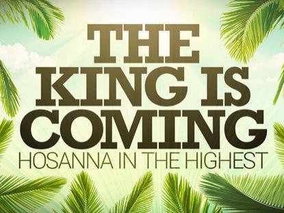 THE KING IS COMING LOOP