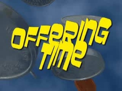 OFFERING TIME 4