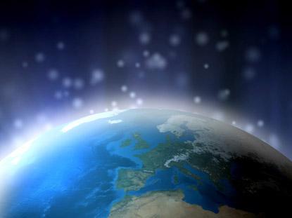 EARTH ILLUSION