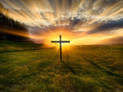 Christian Easter Sunrise Background Preview for easter sunriseEaster Cross Background