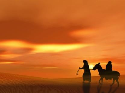 MARY AND JOSEPH'S JOURNEY