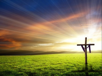 Sunrise Cross | ImageVine | WorshipHouse Media