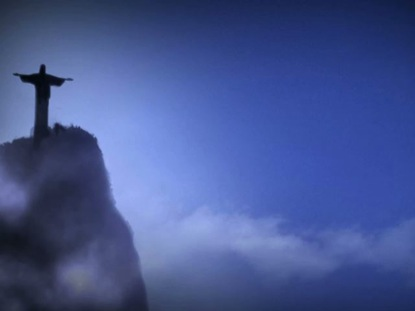 CHRIST MOUNTAIN BLUE